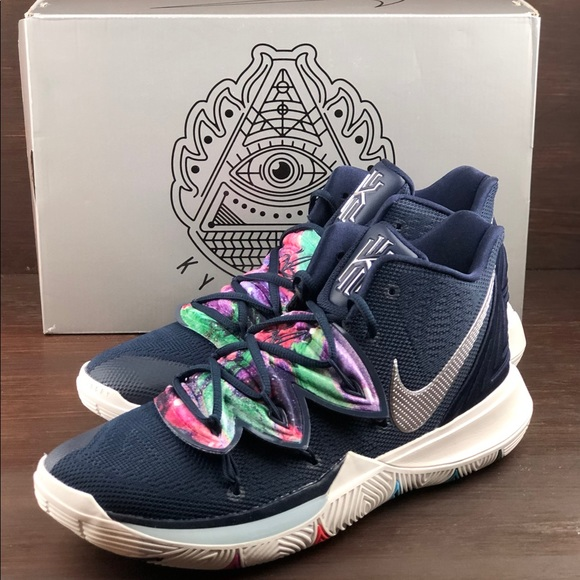 Nike Shoes | New Nike Kyrie 5 Galaxy